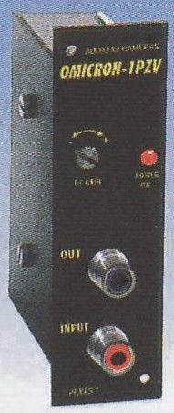 """OMC-1PZV-RM DOPRODEJ - Signálový předzesilovač pro mikrofonní modul, """"RackMount"""""""