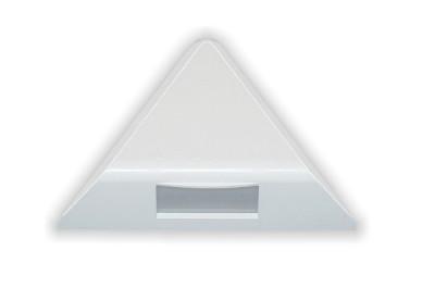 PARADOOR Vnitřní infradetektor pohybu, nadedveřní záclona 1-5m