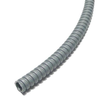 PH-10-S Pancéřová hadice ohebná - šedá