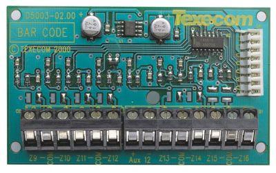 PR-8-XE Interní rozšiřující modul 8 smyček pro ústředny PREMIER