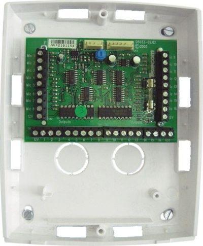 PR-AM-16 Rozšiřující modul 16 mikrofonů pro PREMIER 48 až 640