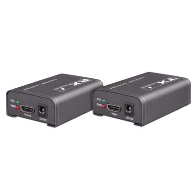 PR-HDoNet+ Přenos HDMI signálu po UTP kabelu (až 60m)