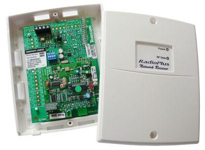 PR-NET-W Rozšiřující modul bezdrátového přijímače, sběrnicový