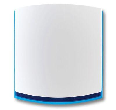ELITE-ODYSSEY-5W WH/B Venkovní bezdrátová siréna s LED stroboskopem, 115dB/1m