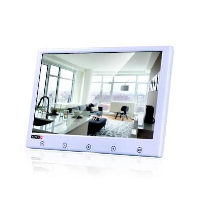 """PR-TFT10P-W Barevný LCD monitor 10"""", 2x AV, VGA, HDMI"""