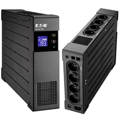PRO-1200-FR8 Zálohovací UPS zdroj line-interactive, výkon 1200VA, USB