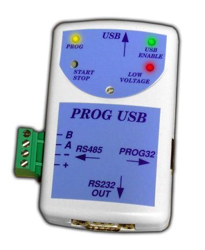 PROG-USB Programovací modul - multifunkční převodník