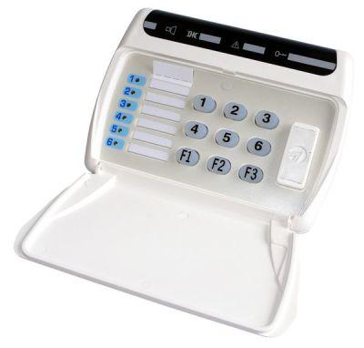 PROX-K6N Klávesnice s indikací LED a aktivátorem pro elektronické klíče