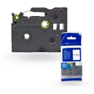 PT-TAPE02-BW Kazeta s černobílou páskou k tiskárně PT-P700