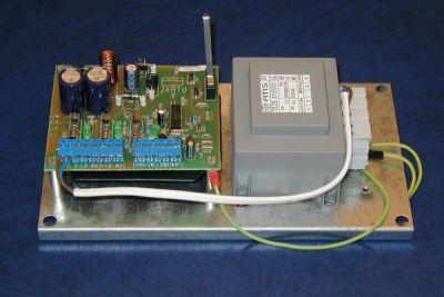 PWR-30/12 Modulární přídavný napájecí zdroj pro EZS, výstupní proud 3.6A