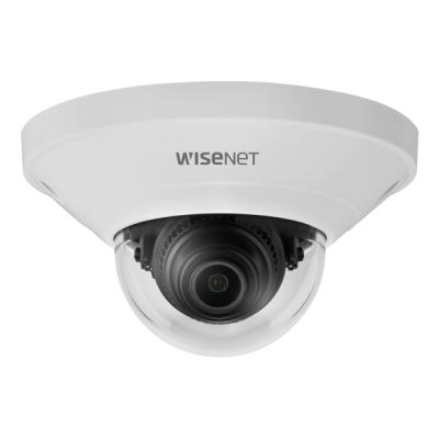 QND-8011 IP kamera 5MPx zapuštěná mini dome, antivandal WiseNet Q
