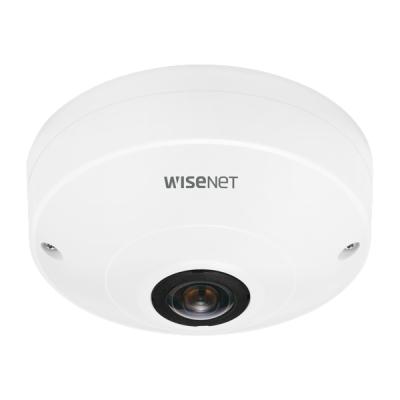 QNF-8010 IP kamera 6MPx dome rybí oko 360° Wisenet Q