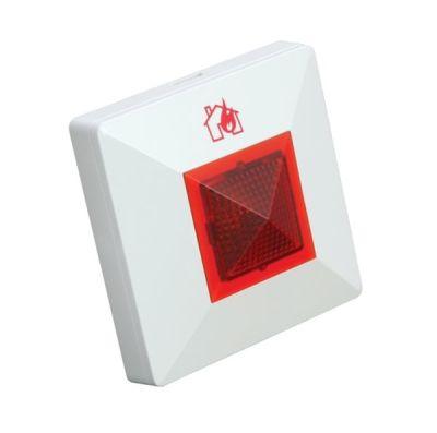 REM/C Paralelní požární signalizace, červená LED