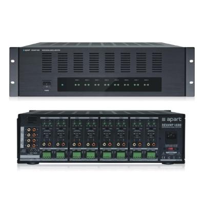 REVAMP1680 Koncový výkonový zesilovač 16x 80W
