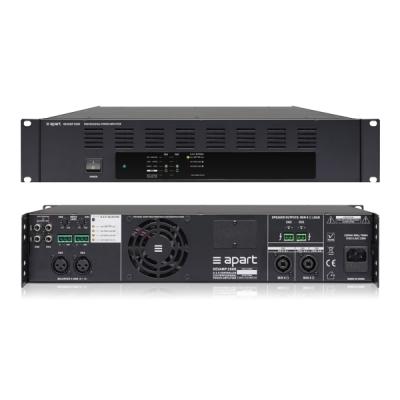 REVAMP2600 Koncový výkonový zesilovač 2x 600W