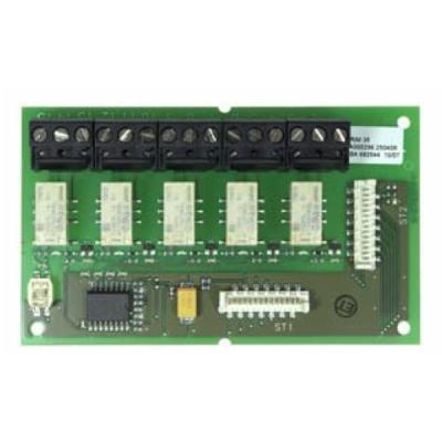 RIM-35 SECURITON přídavný 5-kanálový releový modul pro jednotku ASD-535