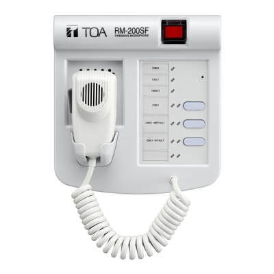 RM-200SF Certifikovaná mikrofonní stanice digitálního systému