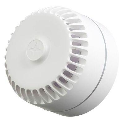 ROLP/W/S Dvoutónová bílá plastová siréna, nízká EN54-3