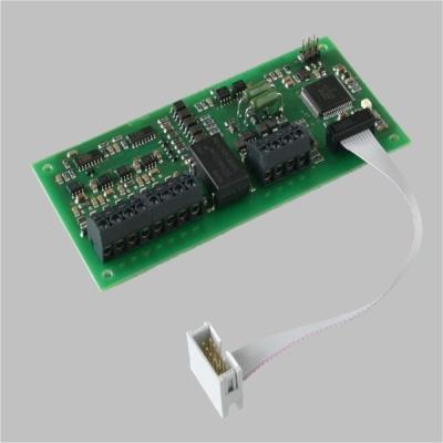 DMA-115 (RS485/422) Přídavná deska komunikačního modulu do ústředny MHU-115