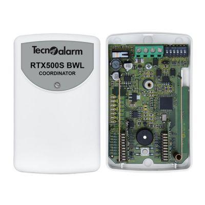 RTX-500S-BWL Koordinátor rádiových prvků, bílý