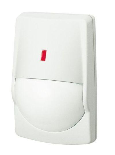 RX-40-QZ Vnitřní infradetektor pohybu, dosah 12m vějíř / 18m záclona