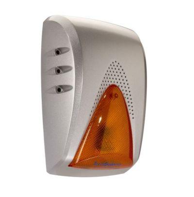 SAEL-2010-BUS Venkovní zálohovaná siréna s LED blikačem, BUS, 103dB