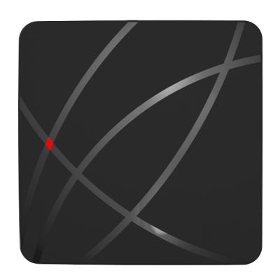 SBR-P4MF-W2/3 Bezdotyková čtečka identifikačních karet Mifare 13,56MHz