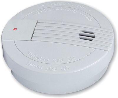 SD-728-I Autonomní optický detektor požáru včetně baterie