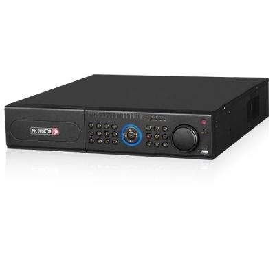 SH-16200A-2(2U) AHD 2MPx DVR záznam, 16 kamer+4 IP, (bez HDD)