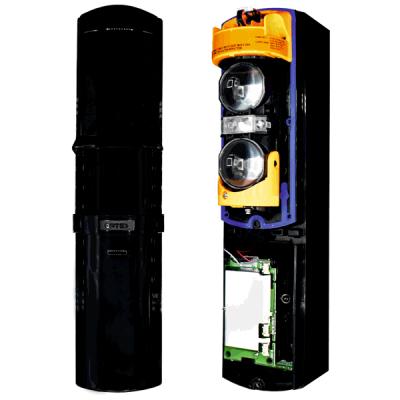 SL-200TNR Vnější 2-paprsková bezdrátová infrazávora, dosah 60m exteriér