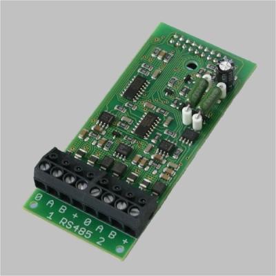 DSL-115 (RS485) Přídavná deska sběrnicového modulu do ústředny MHU-115