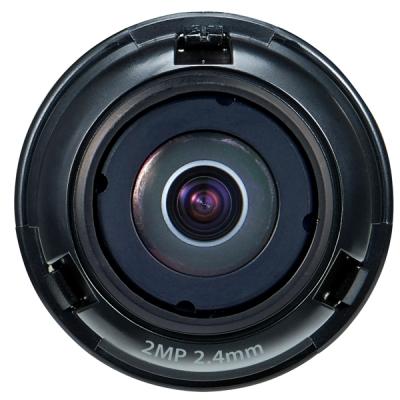 SLA-2M2400D Pevný objektiv 2.4mm 2MPx pro multisenzor kameru PNM-7000VD