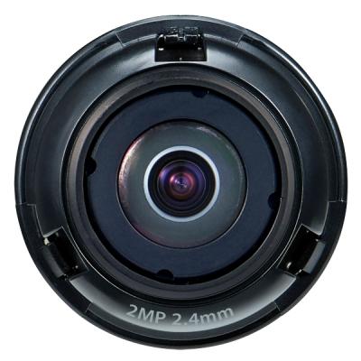 SLA-2M2400P Pevný objektiv 2.4mm 2MPx pro multisenzor kameru PNM-9320VQP