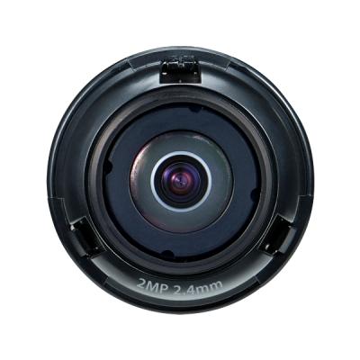 SLA-2M2400Q Pevný objektiv 2.4mm 2MPx pro multisenzor kameru PNM-9000VQ