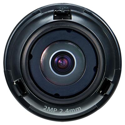 SLA-2M2402D Pevný objektiv 2.4mm 2MPx pro multisenzor kameru PNM-7002VD