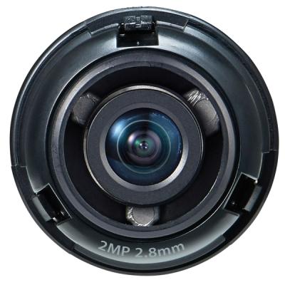 SLA-2M2800D Pevný objektiv 2.8mm 2MPx pro multisenzor kameru PNM-7000VD