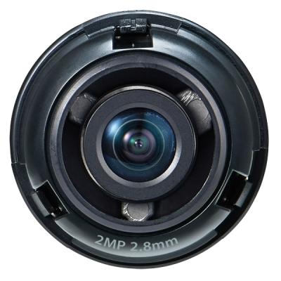 SLA-2M2800P Pevný objektiv 2.8mm 2MPx pro multisenzor kameru PNM-9320VQP