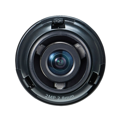 SLA-2M2800Q Pevný objektiv 2.8mm 2MPx pro multisenzor kameru PNM-9000VQ