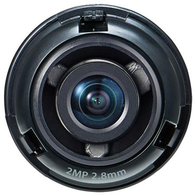 SLA-2M2802D Pevný objektiv 2.8mm 2MPx pro multisenzor kameru PNM-7002VD