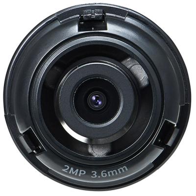SLA-2M3602D Pevný objektiv 3.6mm 2MPx pro multisenzor kameru PNM-7002VD
