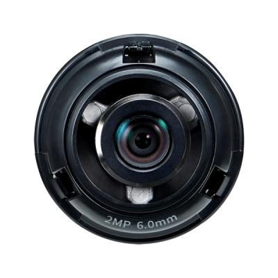 SLA-2M6000Q Pevný objektiv 6.0mm 2MPx pro multisenzor kameru PNM-9000VQ