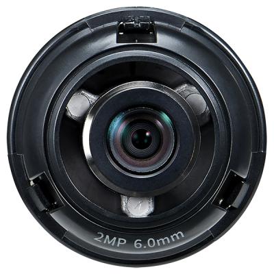 SLA-2M6002D Pevný objektiv 6mm 2MPx pro multisenzor kameru PNM-7002VD