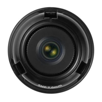 SLA-5M7000D Pevný objektiv 7mm 5MPx pro multisenzor kameru PNM-9000VD