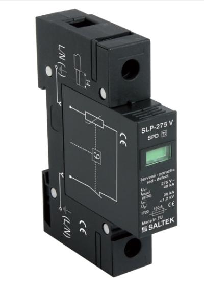 SLP-275-V/1 Přepěťová ochrana II.stupně pro NN rozvody 230V