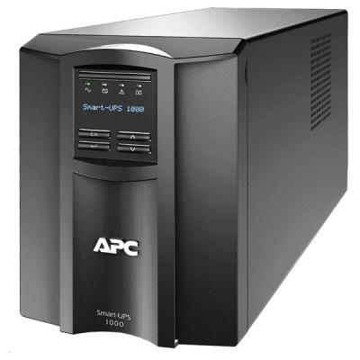 Smart-SM-1000 Zálohovací UPS zdroj line-interactive, výkon 1000VA, se SmartConnect
