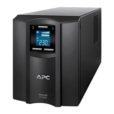 Smart-SMC-1000 Zálohovací UPS zdroj line-interactive, výkon 1000VA, se SmartConnect