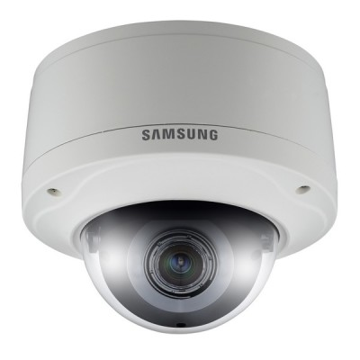SNV-7080P DOPRODEJ - IP kamera 3MPx antivandal dome s ICR, 3-axis