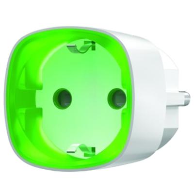Socket-W Dálkově ovládaný zásuvkový adaptér, bílý