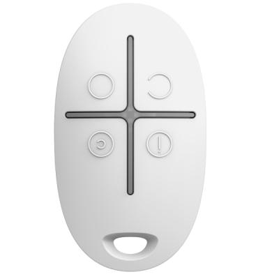 SpaceControl-W Dálkový ovladač/klíčenka, bílá