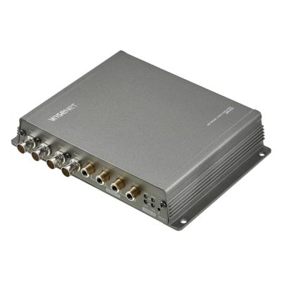 SPE-410A Videoserver pro vysílání 4 A/V signálů po LAN